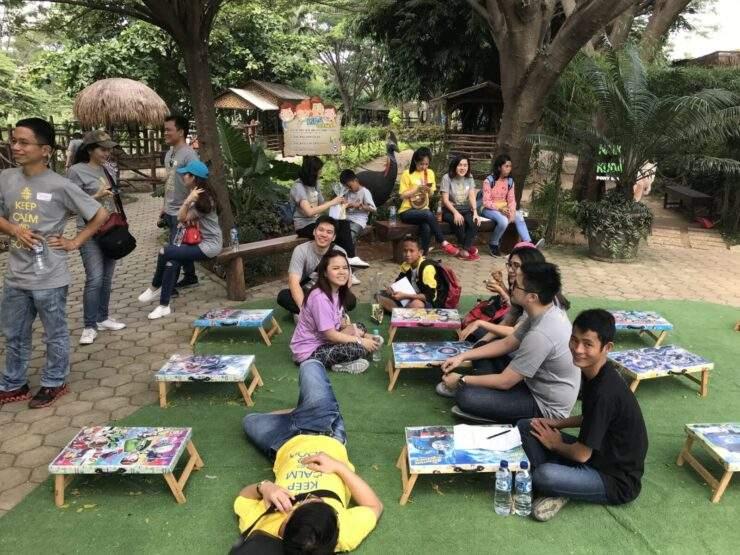 Zoo Trip with Yayasan Sinar Kasih Harapan