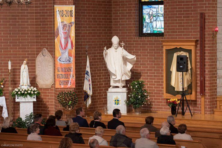 Towarzystwo Przyjaciół Fundacji Jana Pawła II z Chicago świętuje 35-lecie działalności