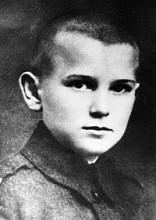 thumb_Biography-Karol-Wojtyla-at-12 Биография Иоанна Павла II