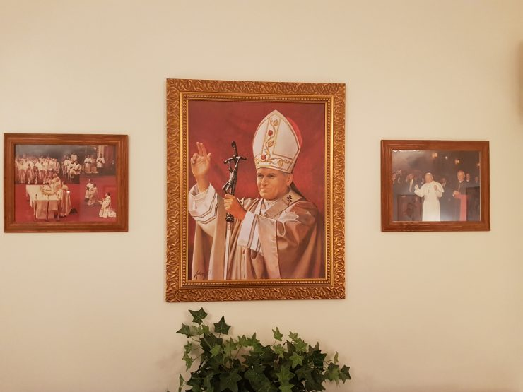 John Paul II – great Pope and Intercessor to God