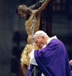 Tatr ani Bieszczad w Watykanie nie miał.