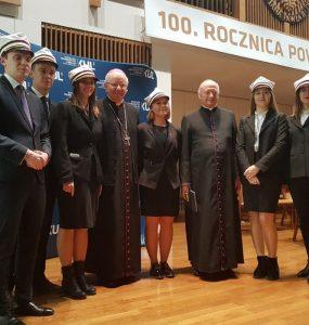 Obchody 100. rocznicy powstania KUL